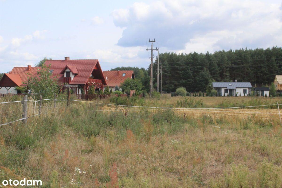 Działka Letniskowa - Bronków