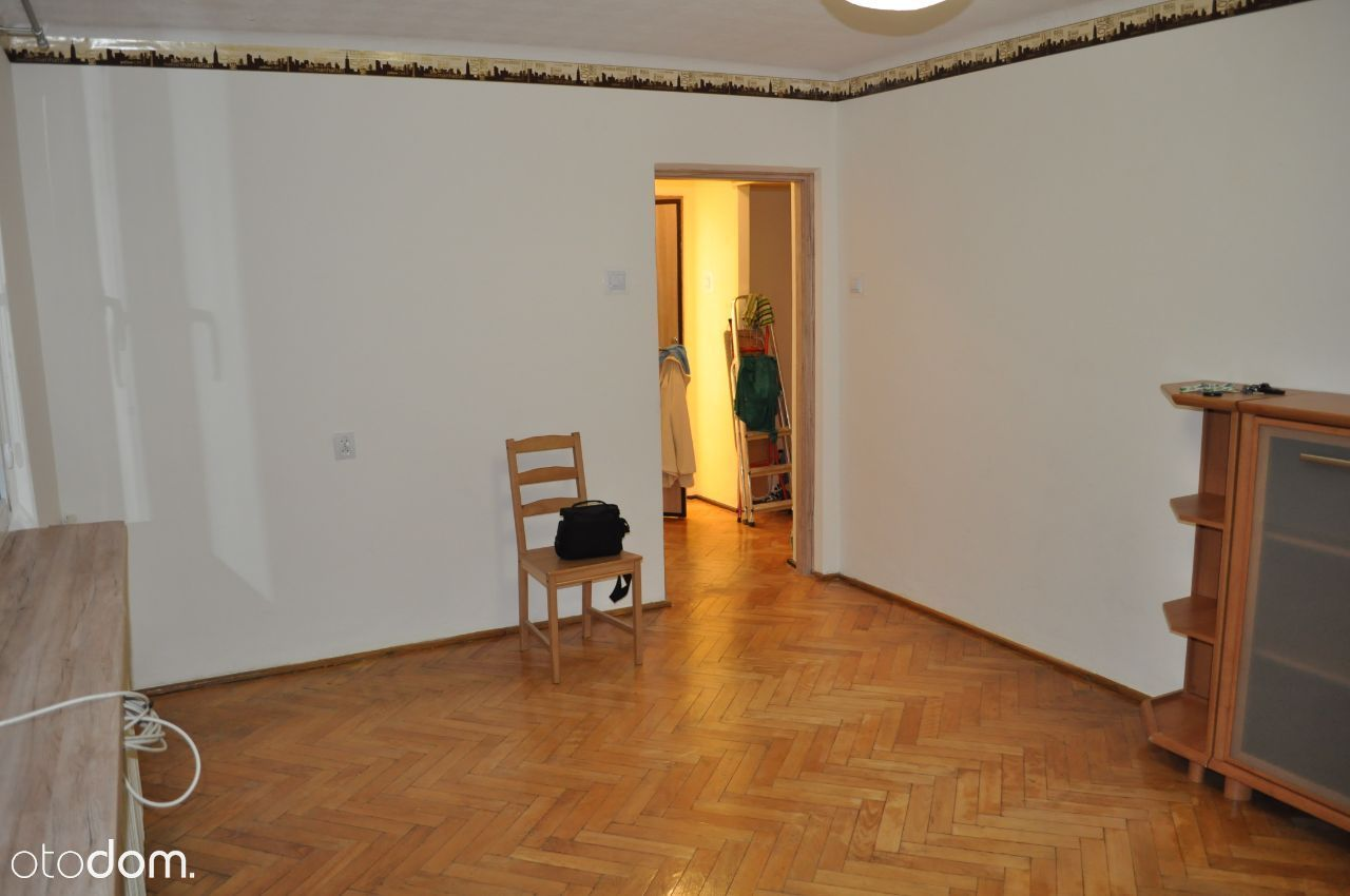 35 m2 rozkładowe parter Polesie spokojna okolica