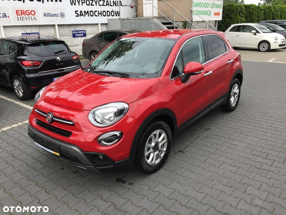 Fiat 500X 500 X City Cross - 1