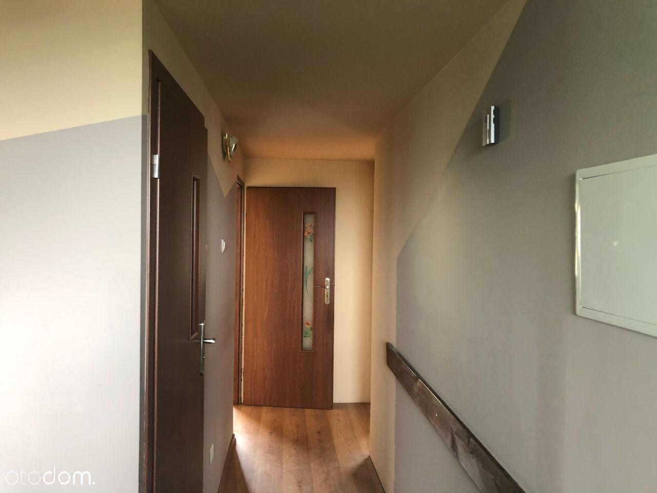Mieszkanie z potencjałem, do remontu, 49 m2