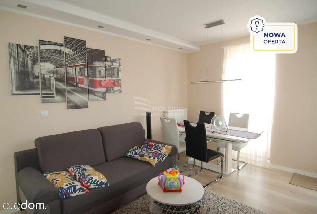 Mieszkanie, 59,80 m², Lublin
