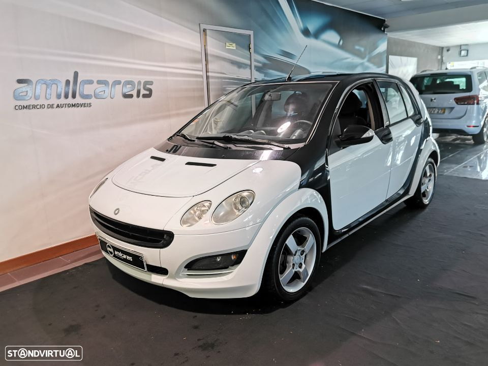 Smart ForFour Passion 95 Softouch P. - 10