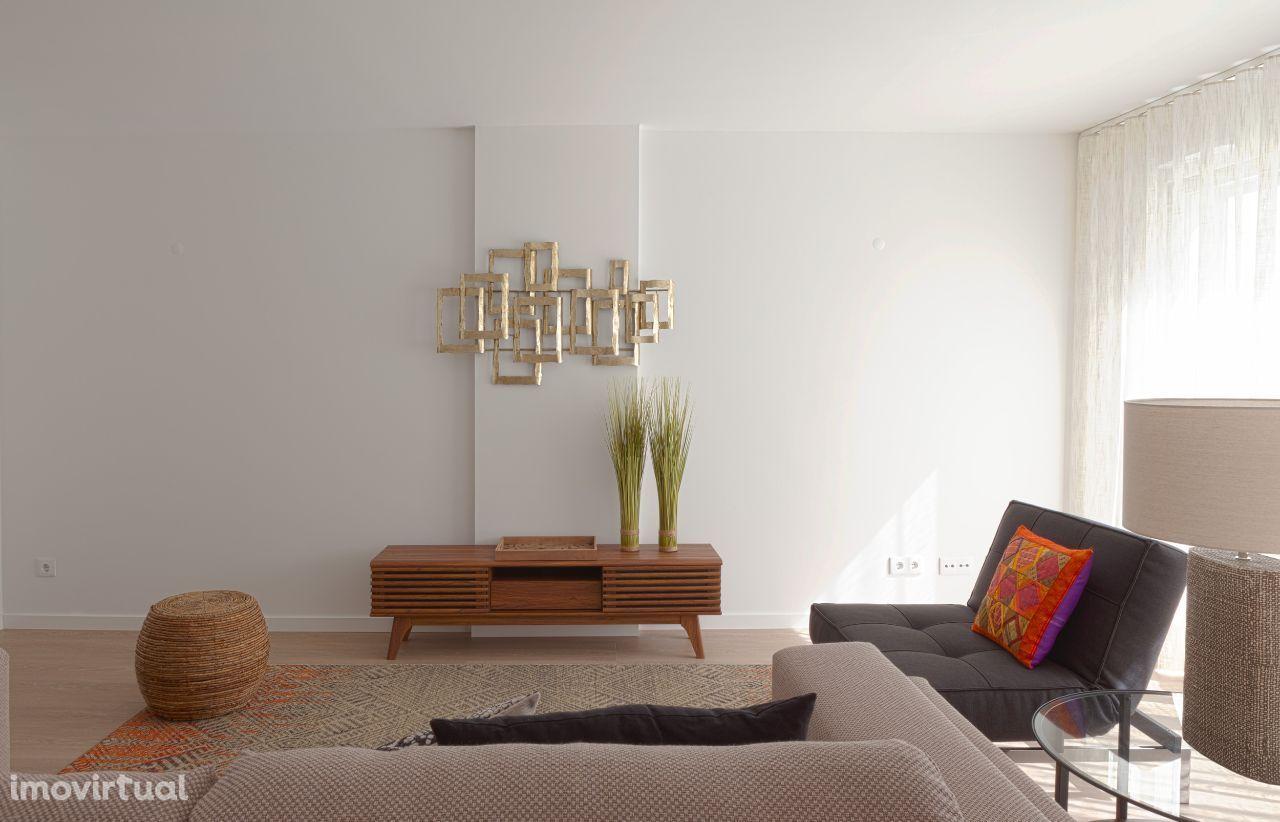 Apartamento Novo, T3 para alugar, junto ao Marquês de Pombal em Lisboa