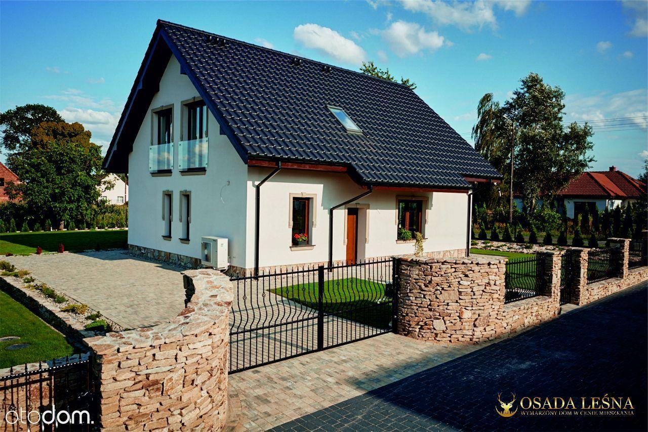 Nowe domy w cenie mieszkania - Osada Leśna
