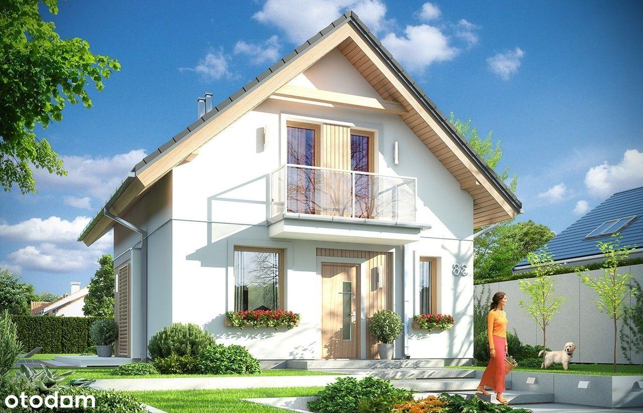 Nowy atrakcyjny dom pod miastem - ostatni wolny