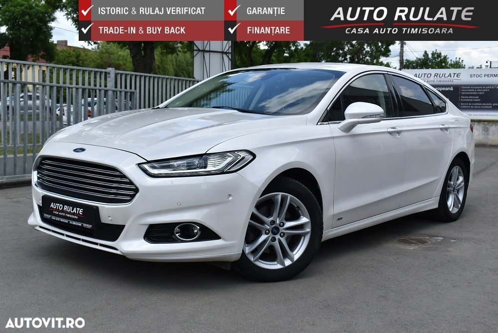 Ford Mondeo 2.0 - 5