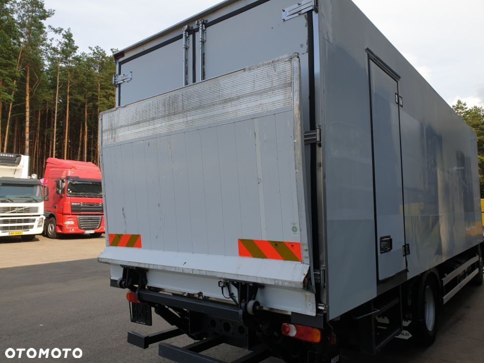 Mercedes-Benz Axor 1824 Euro 5  Manual Na poduszce Carrier 950 - 2