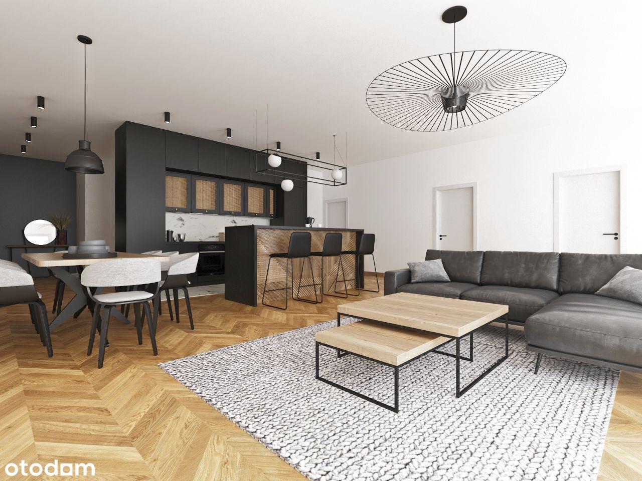 Apartament 4-pokojowy 112,93 m2 z balkonem