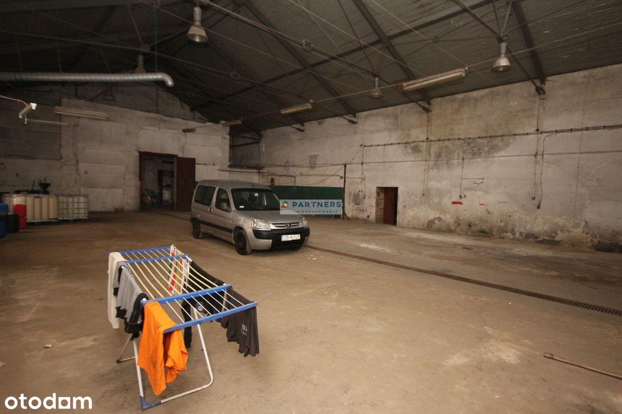 Hala/Magazyn, 1 000 m², Wałbrzych