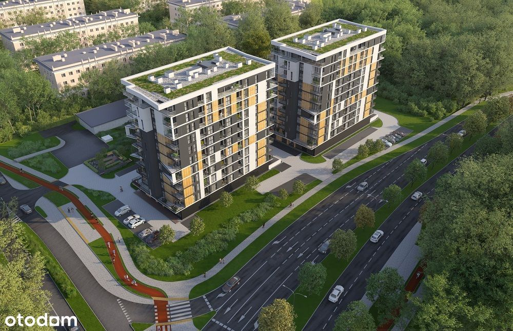 Nowe mieszkanie w Katowicach B9.08
