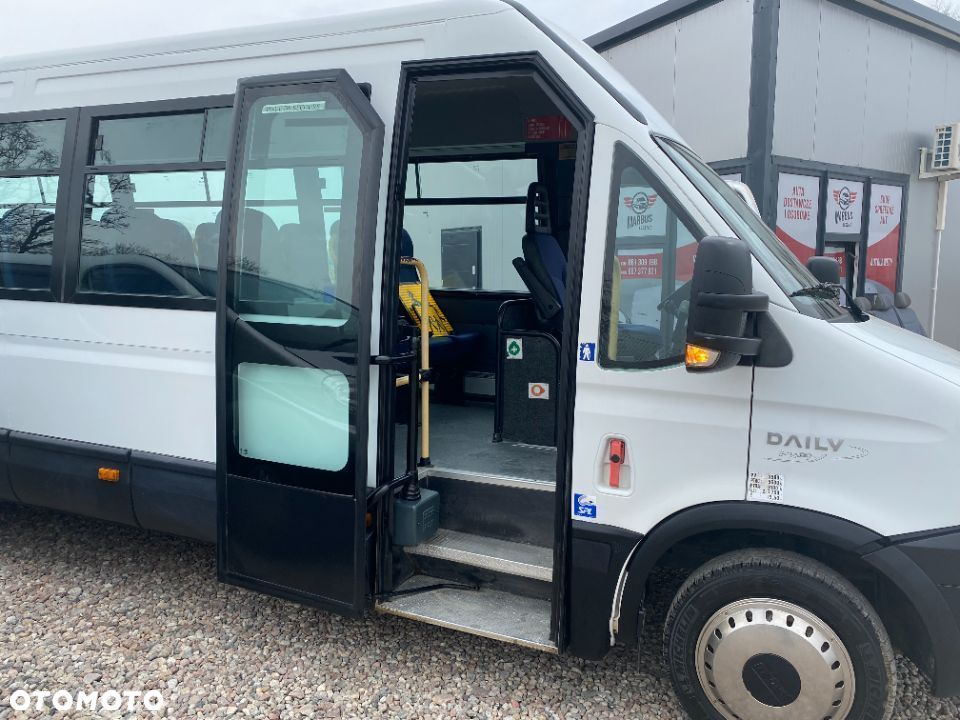 Iveco Daily  WAY 3.0 180KM 50C18 23 osobowy, - 11