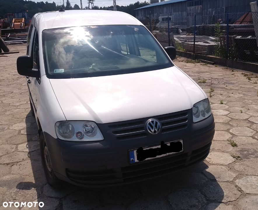 Volkswagen Caddy Volkswagen Caddy 2004 rok - 8
