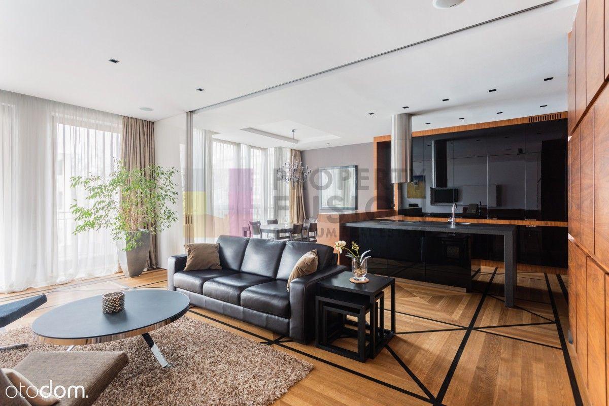 Luksusowy apartament - park Łazienki Królewski