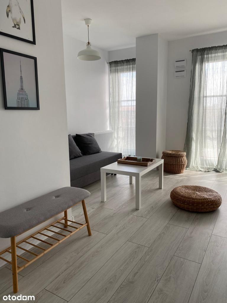 śliczne mieszkanie ul. Legnicka - nowe, komfortowe