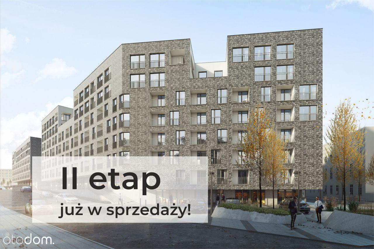 Małe 2 pokoje 36 m2 - centrum Katowic - M123a
