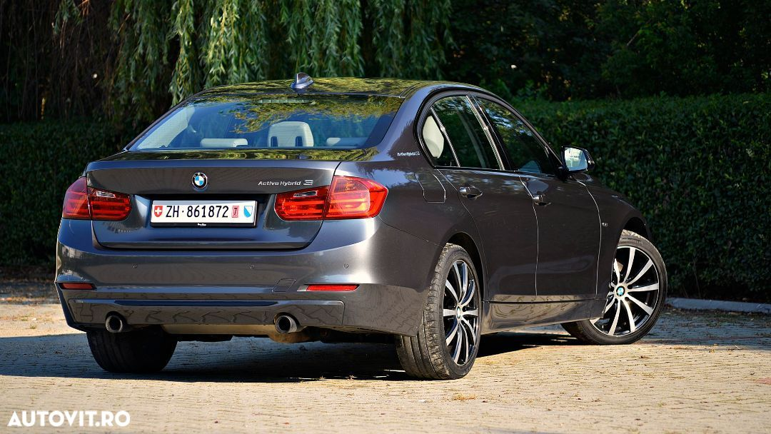 BMW Seria 3 ActiveHybrid - 7