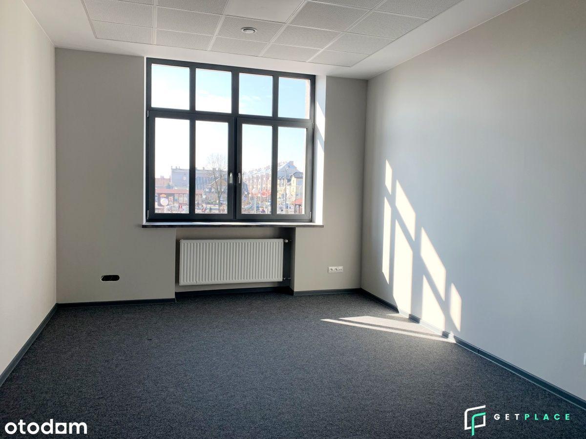 Wyremontowane biura w centrum Zgierza