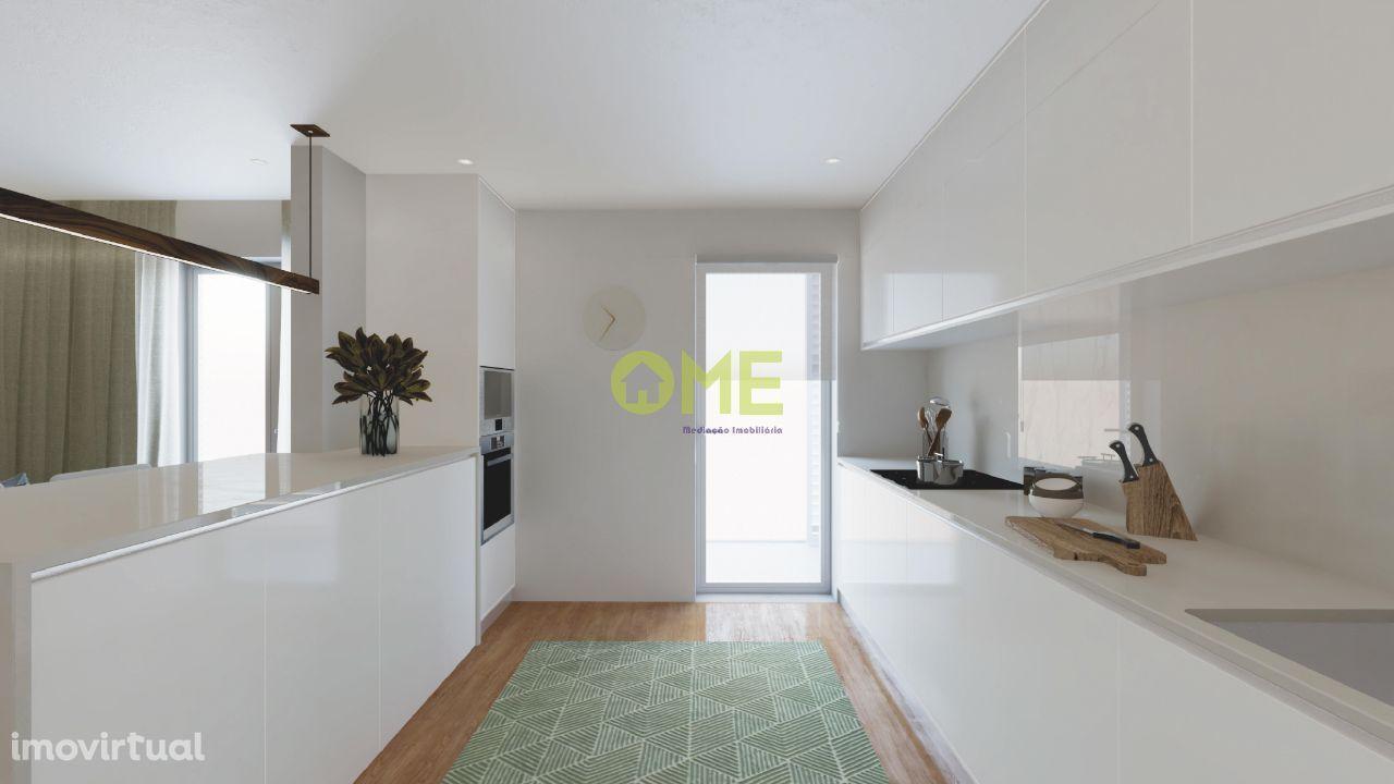 Apartamento T2 novo em Fátima