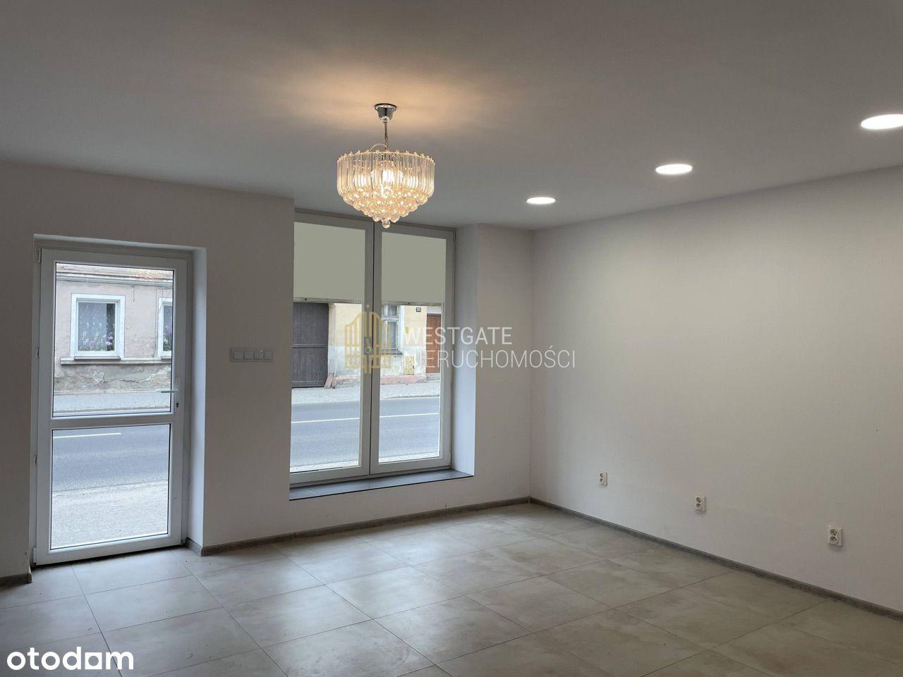 Wyremontowane mieszkanie na parterze -CZYNSZ 120zł