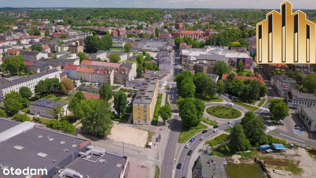 Działka budowlana w Centrum Słupska - Pum 2200m2