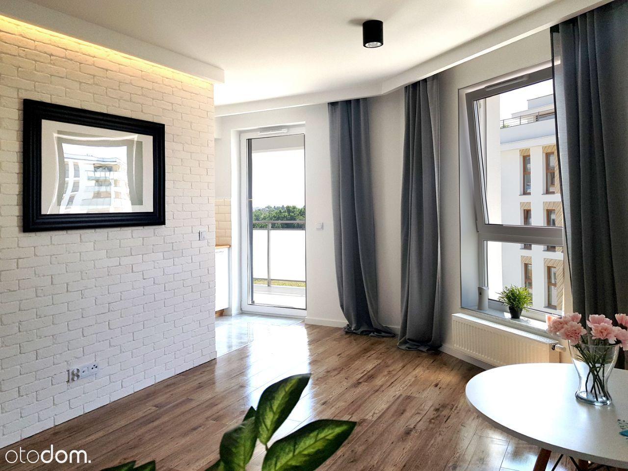 Przepiękne nowe mieszkanie 2 pokojowe Węglinek