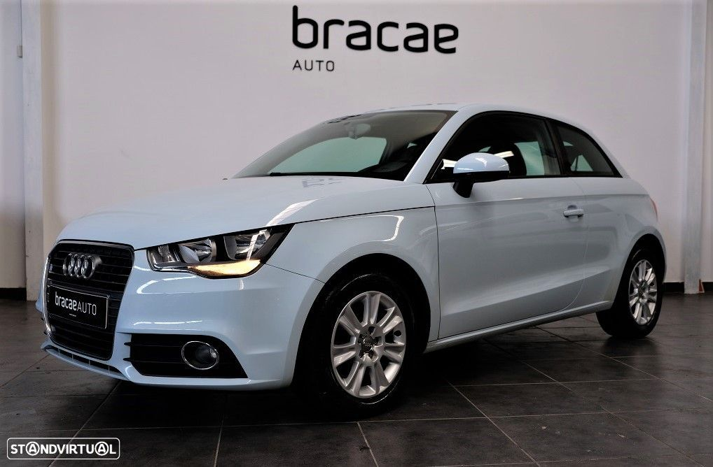 Audi A1 1.2 TFSi Attraction - 2