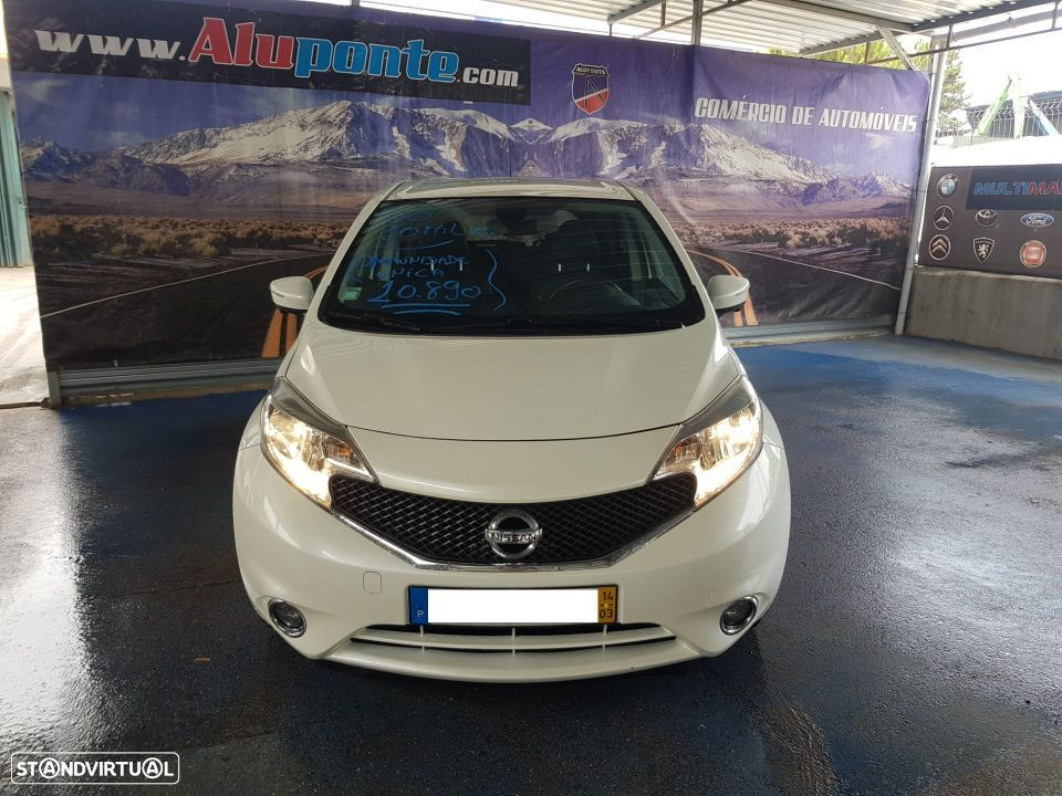 Nissan Note 1.5 dCi Acenta 360 - 3