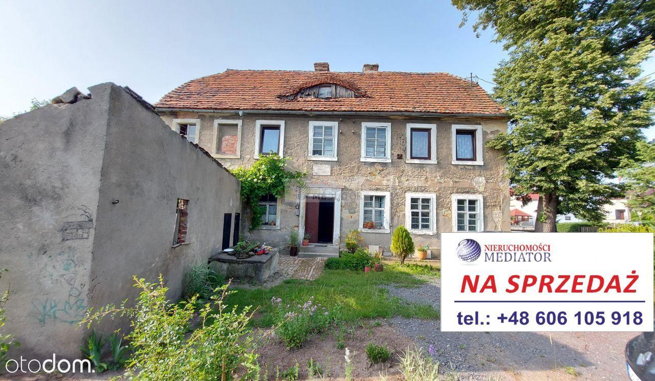 Dom w Parzycach i 1,4 ha ziemi