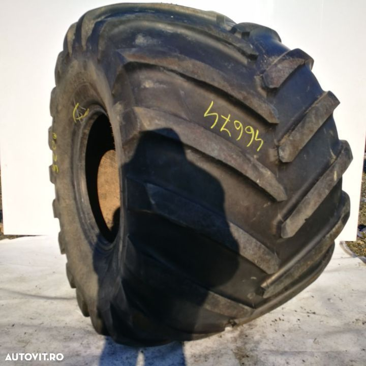 Anvelope 1000/50 R25 Michelin Cauciucuri Second New Holland John Deer Deutz Fahr Fendt Case Same - 1