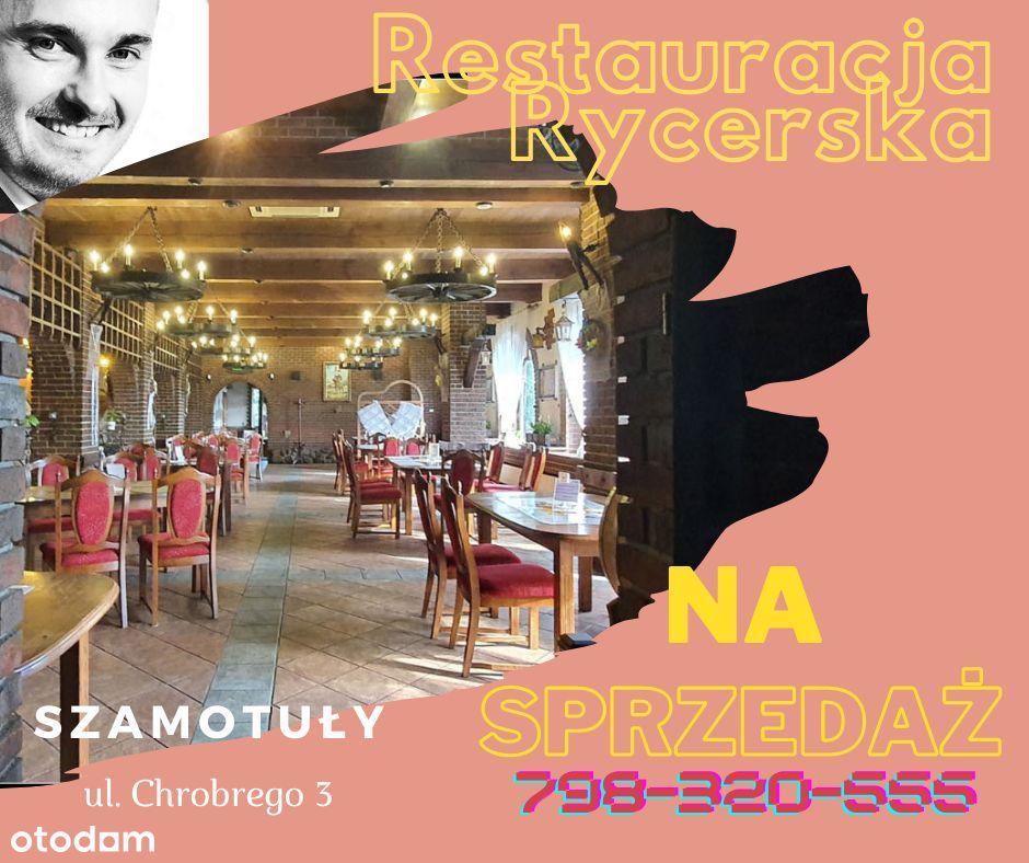 """Restauracja """"Rycerska"""" w Szamotułach"""