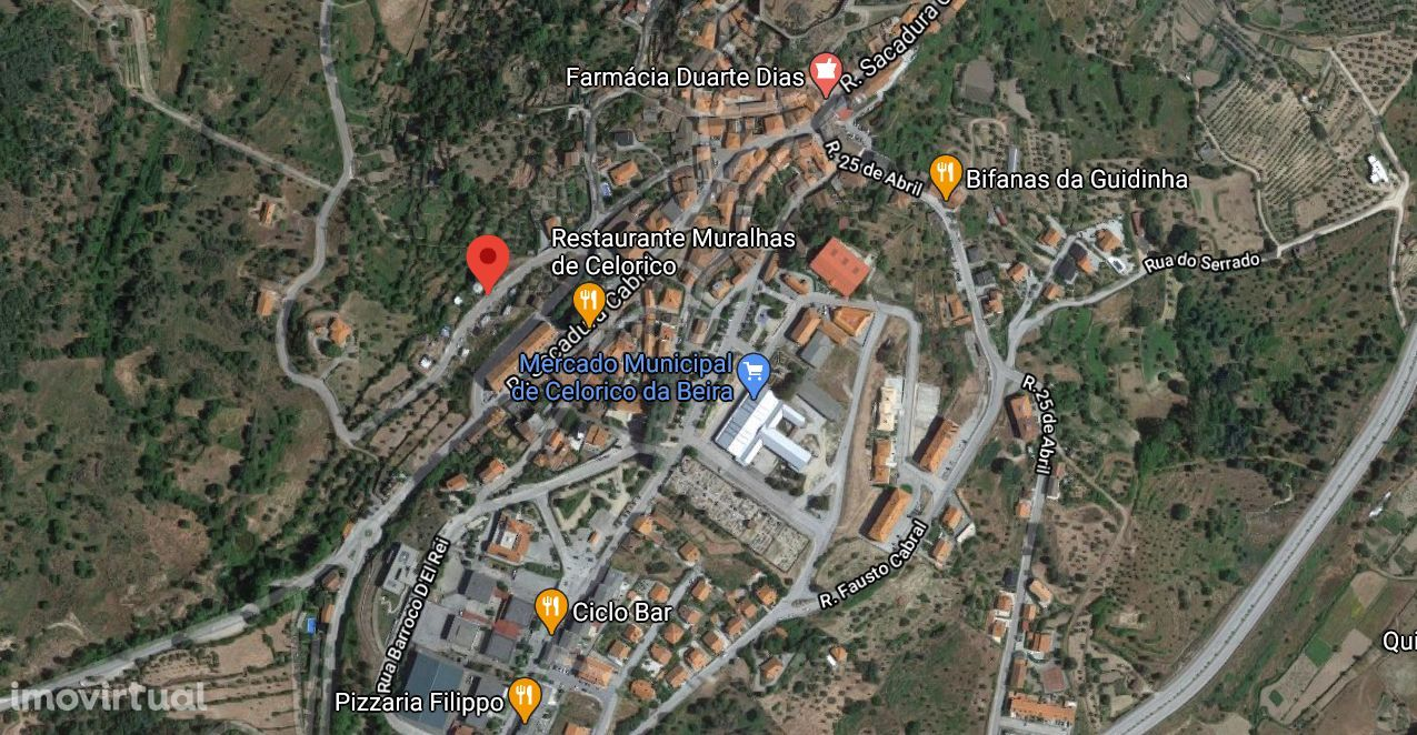 Terreno em Celorico da Beira, Santa Maria