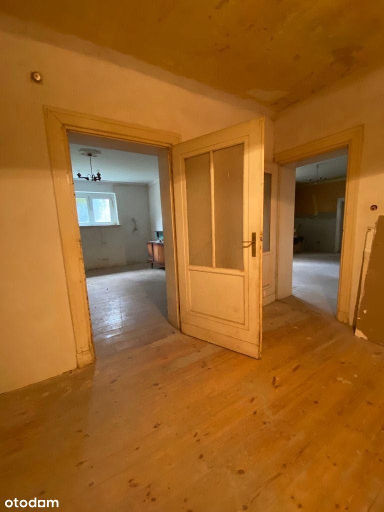 Możliwość podziału na 2 mniejsze mieszkania