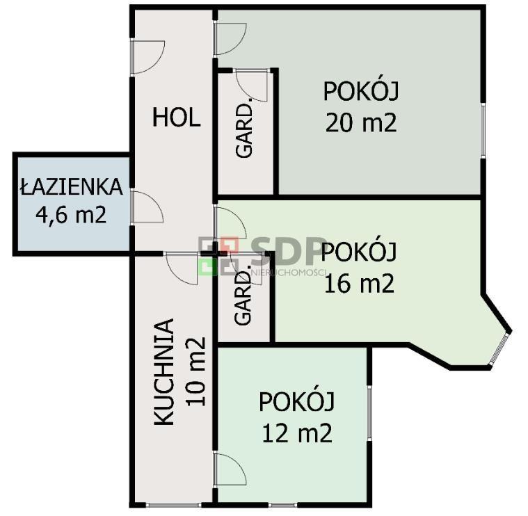 Lokal użytkowy, 72,01 m², Wrocław