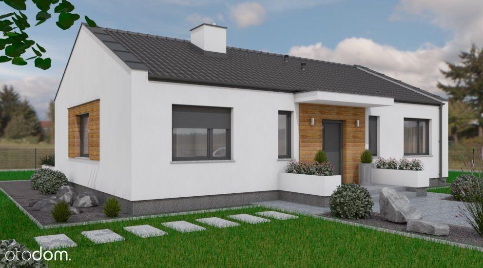 Nowy dom parterowy Nowy Tomyśl - Glinno Sątopska
