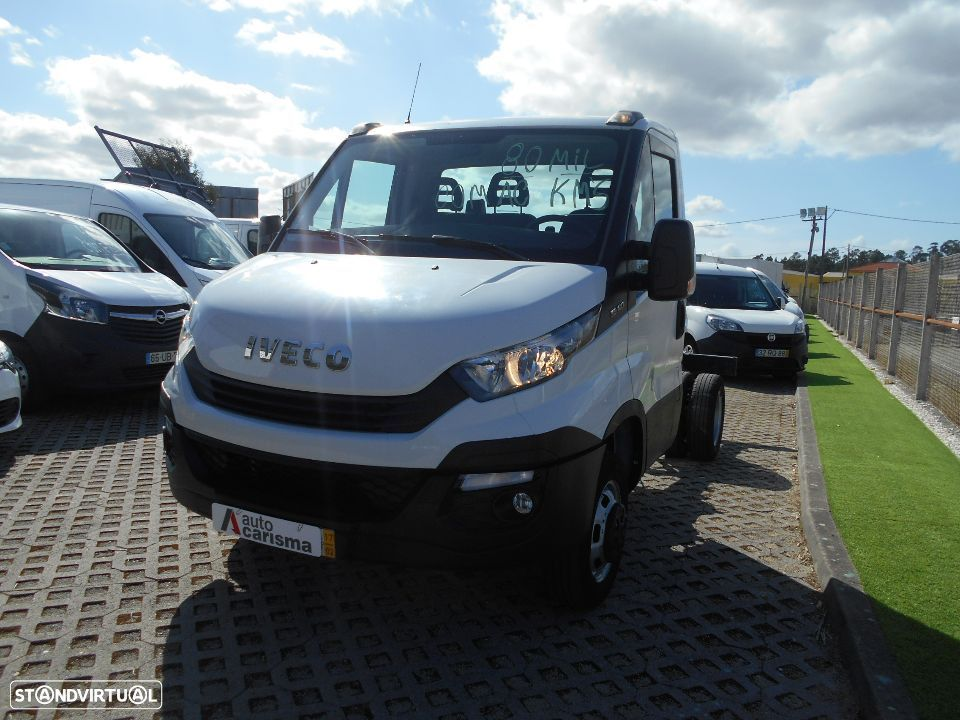 Iveco Daily 35-140 R/dupla - 1