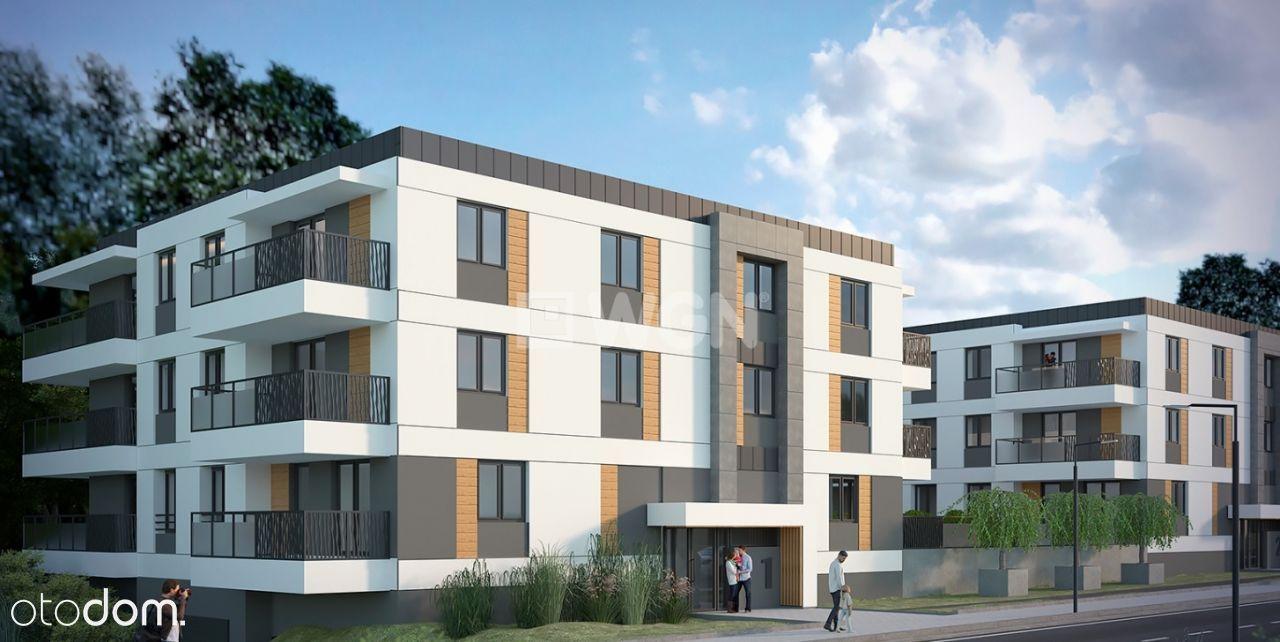 Mieszkanie, 38,61 m², Głogów