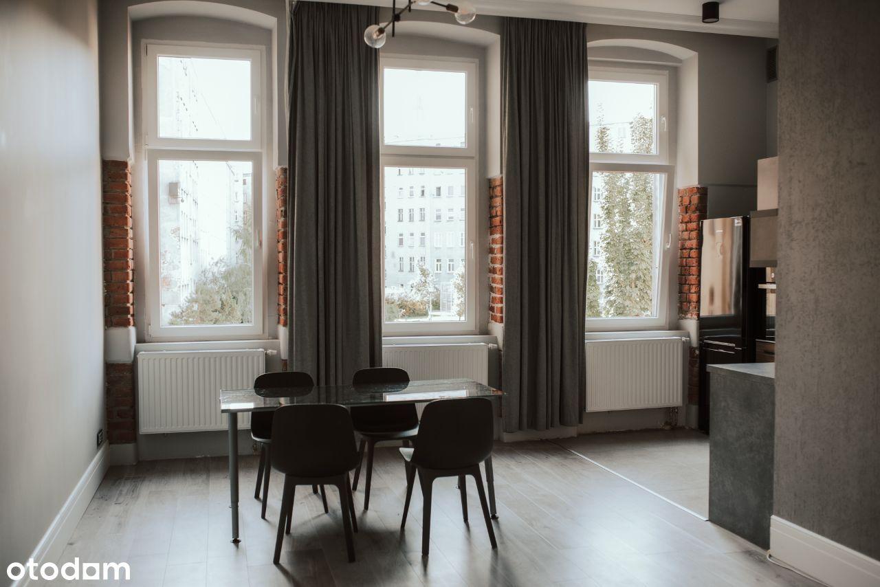 Mieszkanie 42m2 | Nadodrze Chrobrego | Piwnica