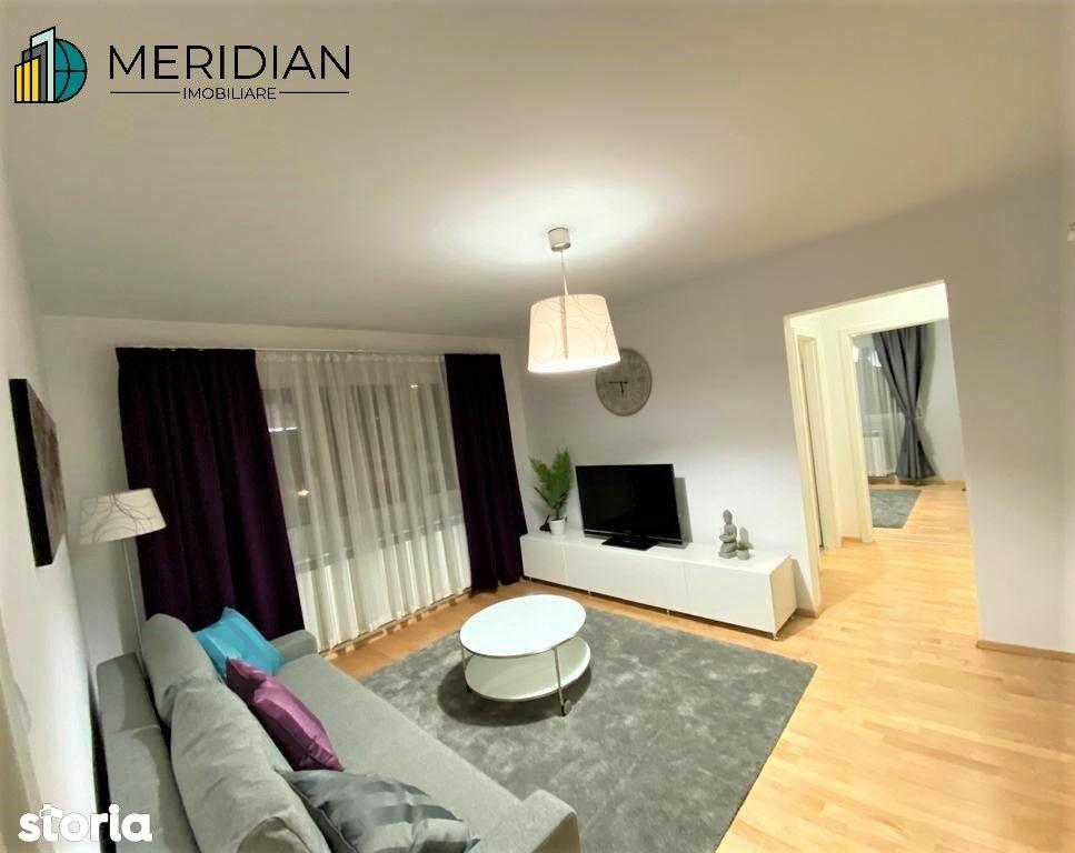 Apartament 2 camere zona Astra Saturn de închiriat