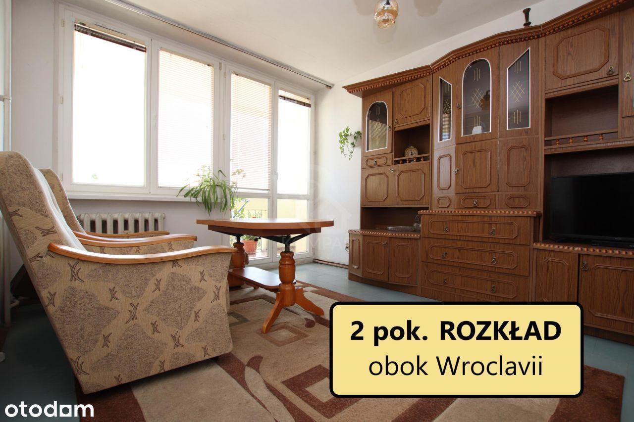 2 pokoje w Świetnej Lokalizacji