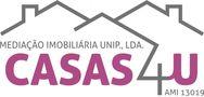 Agência Imobiliária: Casas4U - Mediação Imobiliária, Unip, Lda
