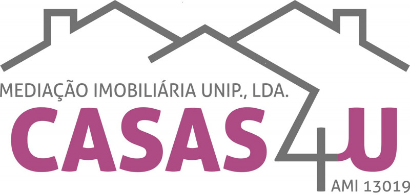 Casas4U - Mediação Imobiliária, Unip, Lda