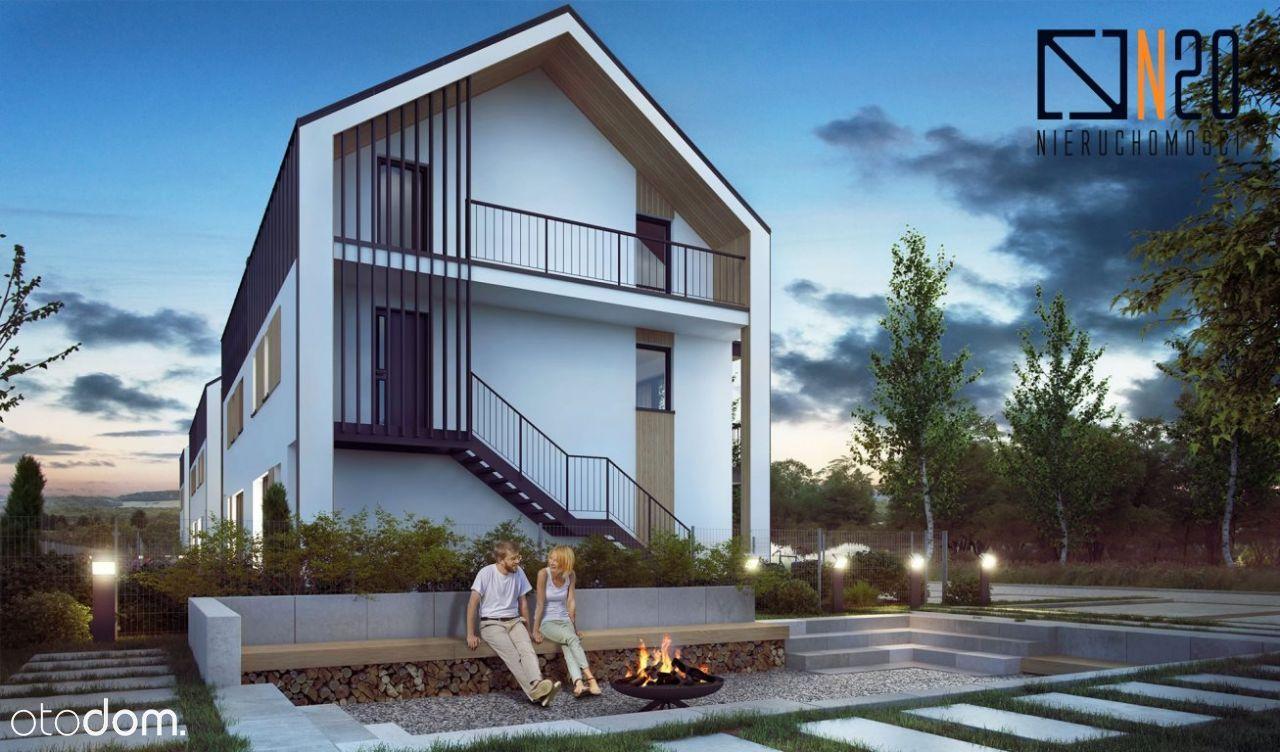 Prądnik Biały - nowe mieszkania z ogródkami