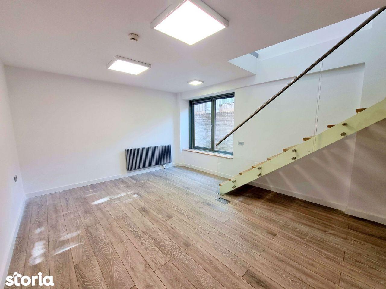 Spatiu de Birouri - Zona Semicentrala -Parcari Deschise / Subterane