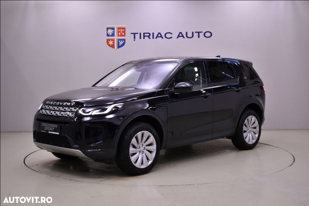 Land Rover Discovery Sport 2.0 - 5