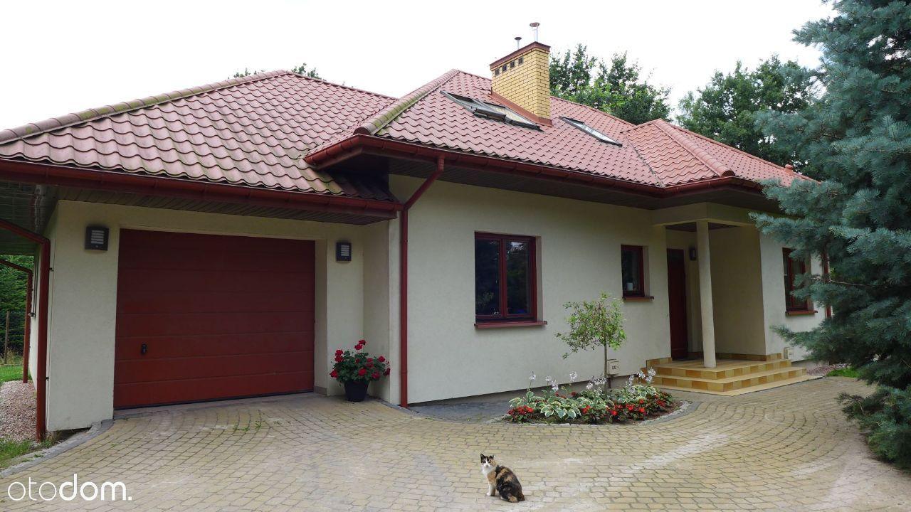 Dom wolnostojący 180m2, działka 1286m2, Milanówek