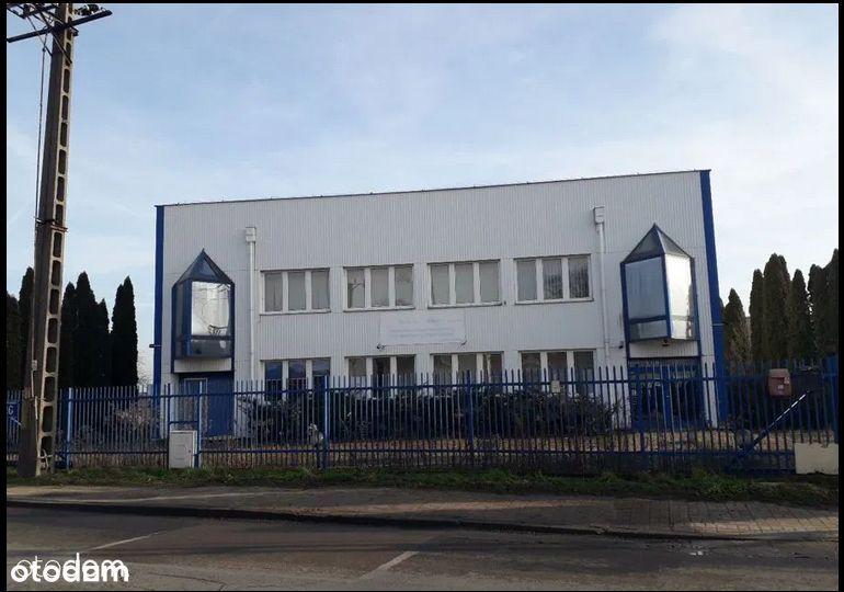 Budynek biurowo-magazynowo-produkcyjny