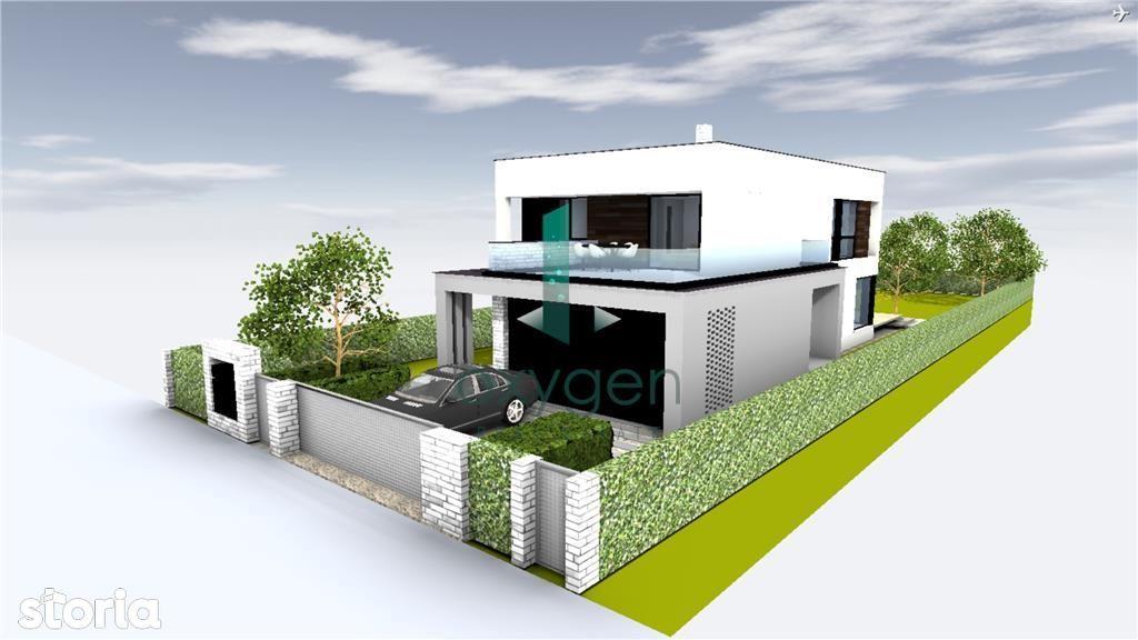 Comision 0! Casa NOUA cu Garaj, teren 720 mp, zona Tineretului