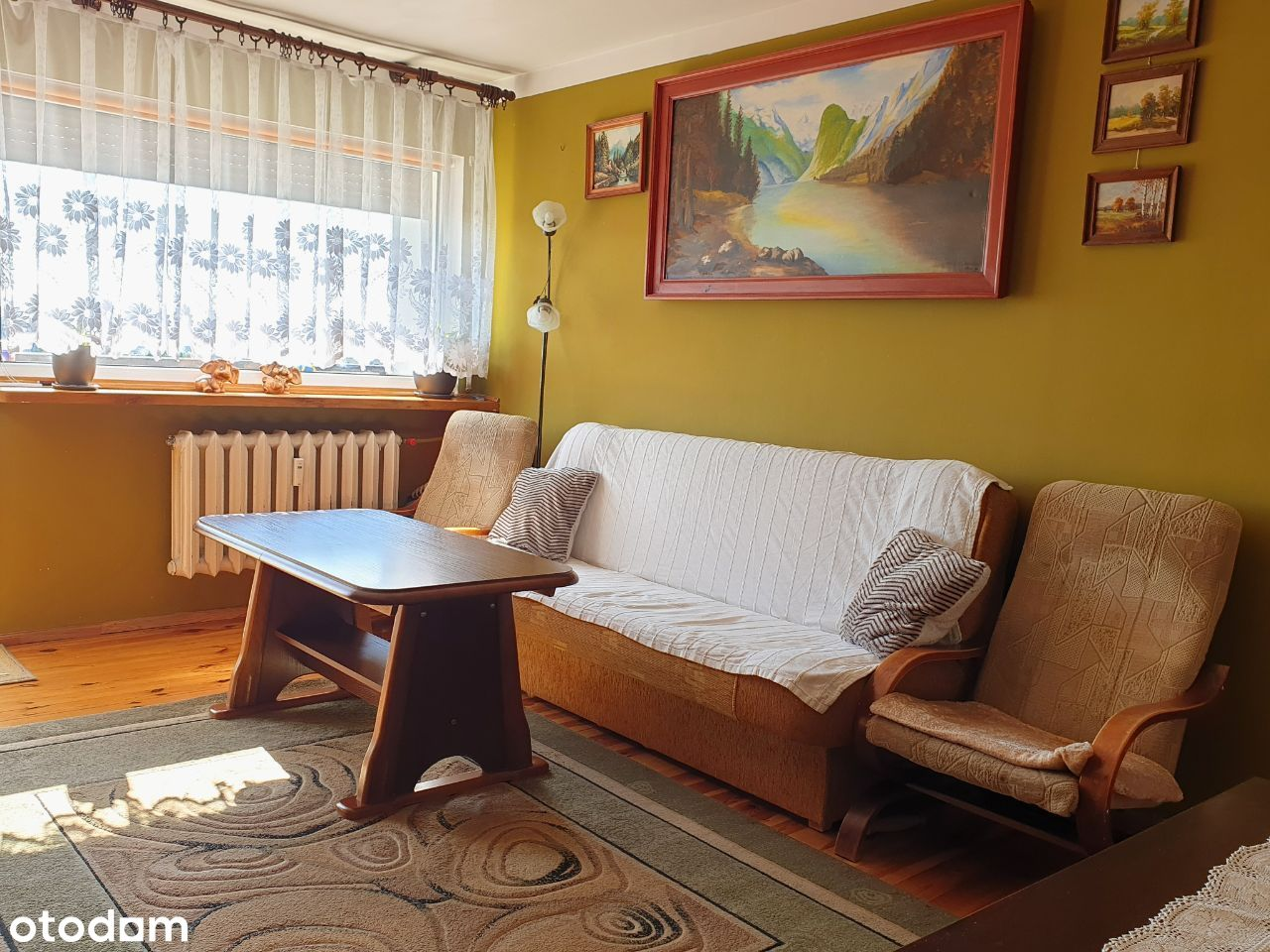 Duże rodzinne 4 pokojowe mieszkanie w Kościanie.