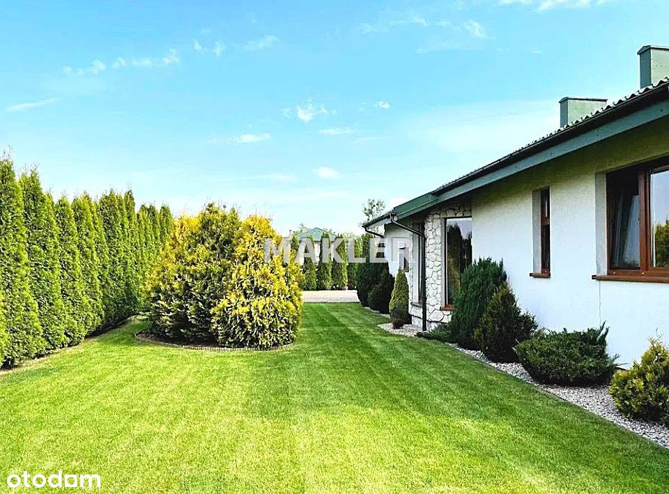 Dom W Zacisznym Miejscu Z Pięknym Ogrodem