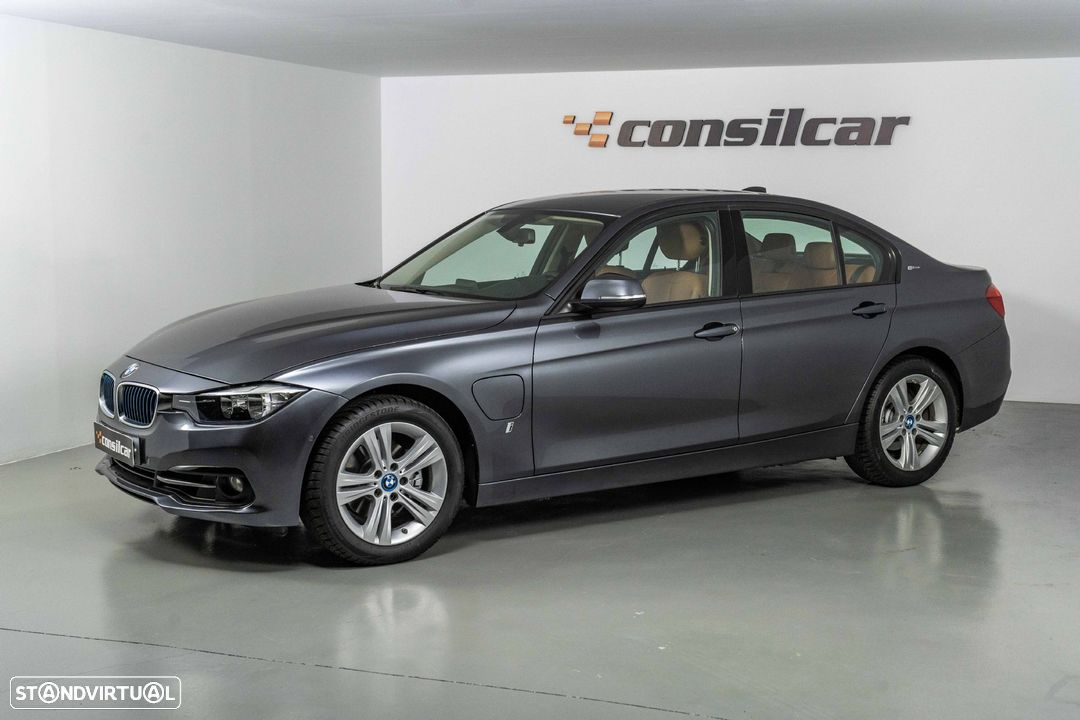 BMW 330 iPerformance Hybrid Plug-in Sport Navi - 8